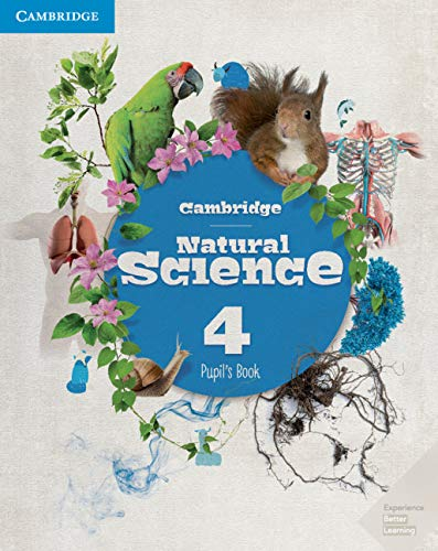 Cambridge Natural Science Level 4 Pupil's Book (Natural Science Primary) por Cambridge University Press