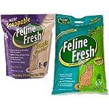 Feline Fresh Clumping Pine Cat Litter 17 lbs.