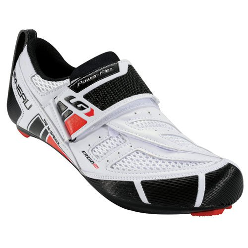 Louis Garneau X Speed White Cycling