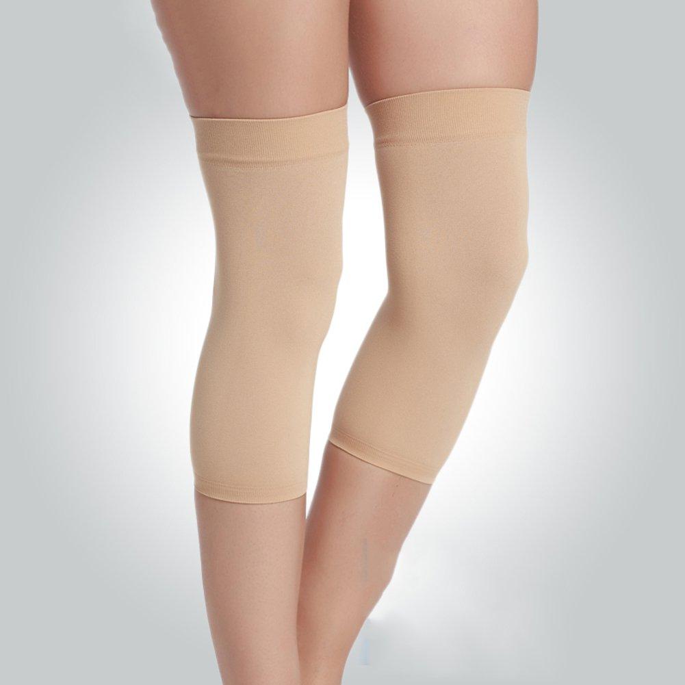 膝パッド超薄型Incognitoストッキングカバーヒップ(1組2個) B075LPW9B6 A Large