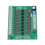 Icstation 12V to 5V 8 Channel Optocoupler Isolation