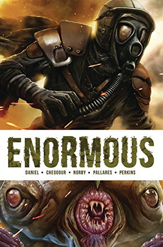 ENORMOUS VOL 2 TPB 215 INK