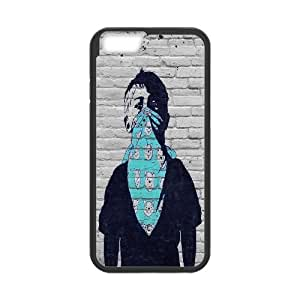 Personalised Phone case banksy For iPhone 6,6S Plus 5.5 Inch S1T3060