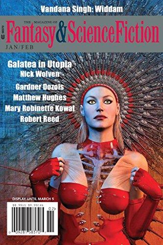 Magazines : Fantasy & Science Fiction