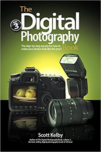 scott kelby best photography books