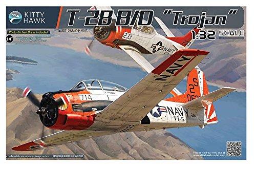 Kitty Hawk 1/32 T-28 B/D ()