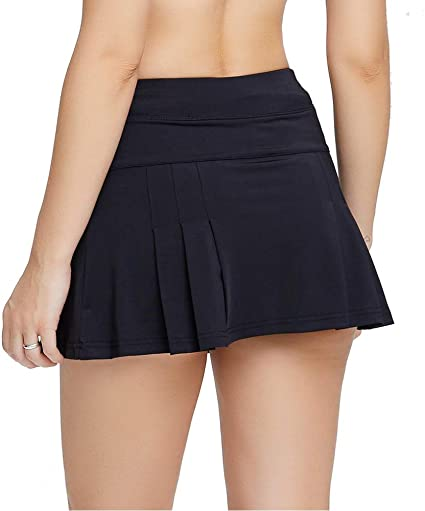 Amazon.com: Women's Pleated Tennis Skirts Mini Athletic Skort Skirts for  Training Yoga Golf Running Workout Active Skirts: Clothing