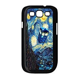 Top Quality DIY Hard Back Cover Case for Samsung Galaxy S3 I9300 - Doctor Who Phone Case JZQ-904838