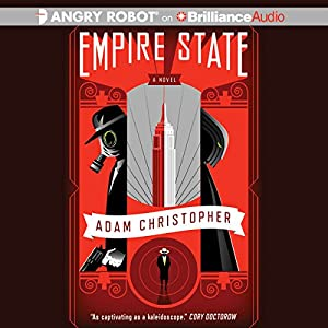 Empire State Audiobook