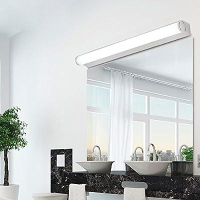 LUMINTURS(TM) 7W SMD2835 LED Acrylic Wall Sconces Fixture Lamp Mirror Light Tube