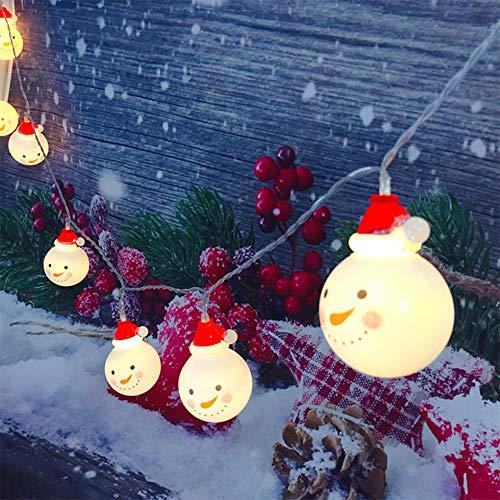 Snowman Garden Light