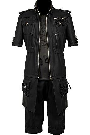 amazon com cosplaysky final fantasy xv costume noctis lucis caelum