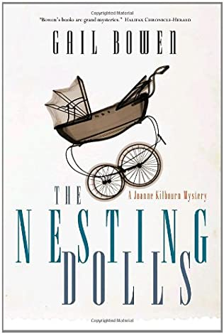 book cover of The Nesting Dolls