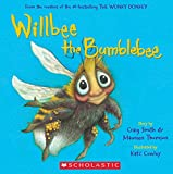 Book cover from Willbee the Bumblebee by Craig Smith