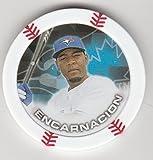 2014 Topps Poker Chipz Edwin Encarnacion Toronto Blue Jays