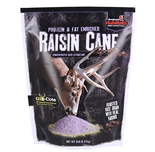 - Evolved Habitats Raisin Cane Deer Attractant