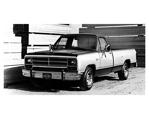 1986 dodge ram d150