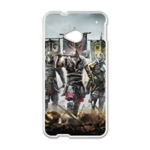 for honor 4k hd HTC One M7 Cell Phone Case White Custom Made pp7gy_7192626
