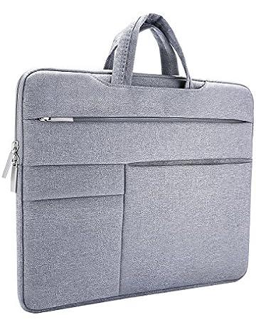 878cf3c383 Pochette Ordi Ordinateur Portable ONCHOICE avec Poignée Cachée Sacoche  Laptop Housse 13-13,3