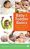 #1: Baby and Toddler Basics: Expert Answers to Parents' Top 150 Questions