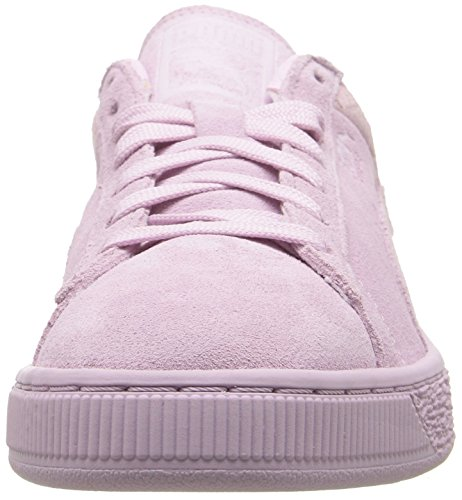 Lilac PUMA Classic WN Emboss Sneaker Women Fashion Suede Snow SSAq0nv