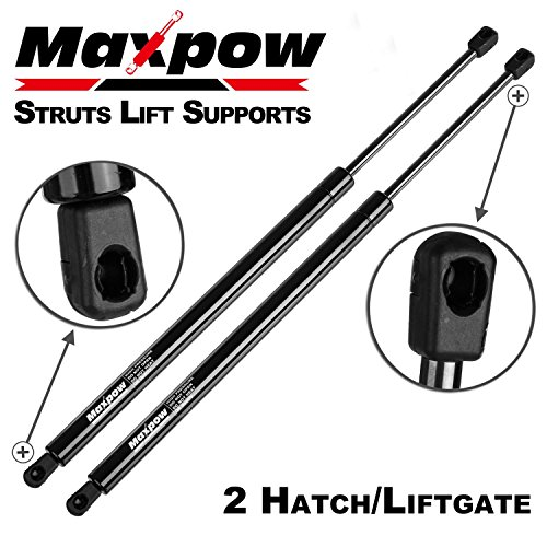 Maxpow 6381 Compatible With Jeep Liberty 2008 2009 2010 2011 2012 Rear Liftgate Hatch Tailgate Lift Supports Struts Shocks - Struts 2012 Tailgate