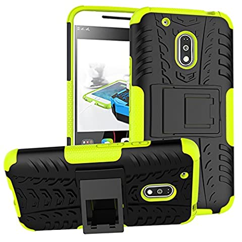Motorola Moto G4 Play / XT1607 Case Betty [Drop Protection] [Full-body Shockproof] with Kickstand 2in1 Slim Thin Cute Bumper TPU + PC Rubber, High Impact Resistant Armor Defender (Iphone 5s Cute Case Otterbox)