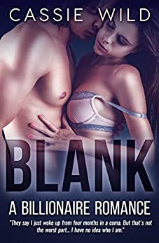 Blank: Standalone Billionaire Romance by [Wild, Cassie]