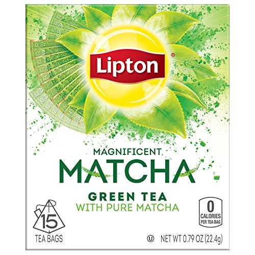 Lipton Magnificent Matcha Green Bags