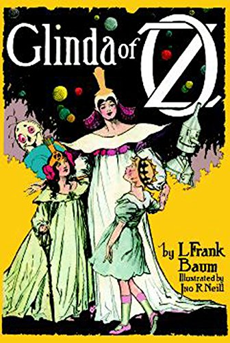 Glinda of Oz (Dover Children's (Wizard Of Oz Characters Glinda)