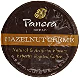k cup hazelnut - Panera Bread Coffee, Hazelnut Creme, 12 Count