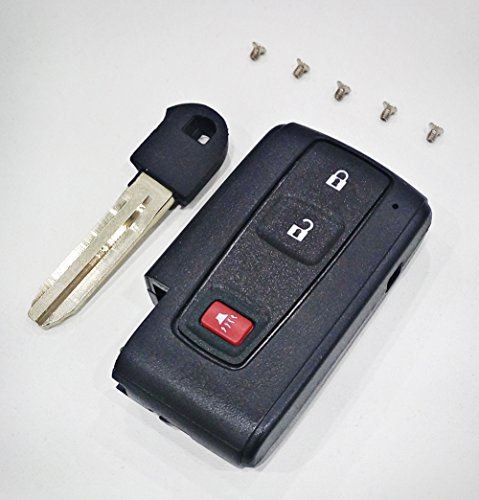 Toyota Prius Battery Cell: Toyota Prius Key Fob Cover Case Shell Replacment With