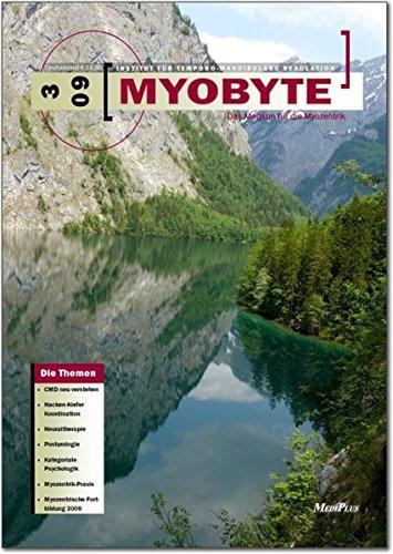 MYOBYTE, das Magazin für die Myozentrik: Ausgabe 3-09
