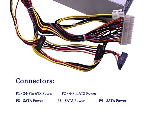 250W L250NS-00 F250AD-00 Power Supply Unit PSU for DELL Optiplex 390 790 990 3010 Inspiron 537s 540s 545s 546s 560s 570s 580s 620s Vostro 200s 220s 230s 260s 400s Studio 540s 537s 560s Slim DT Systems by IMSurQltyPrise (Image #4)