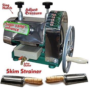 commercial grade manual juicer squeezer