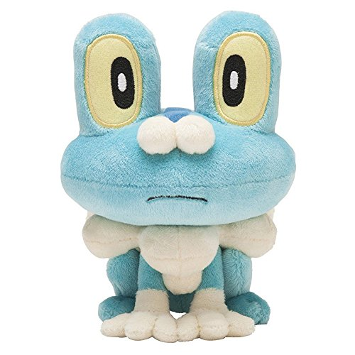 TONGROU Center Froakie Small Plush Toy Nintendo Doll Gift Present toys (Toothless Costume Toys R Us)