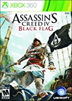 Assassin's Creed IV Black Flag - Xbox 360 [Digital Code]