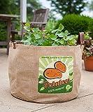 Grow Bag,30 Gal Burlap Potato