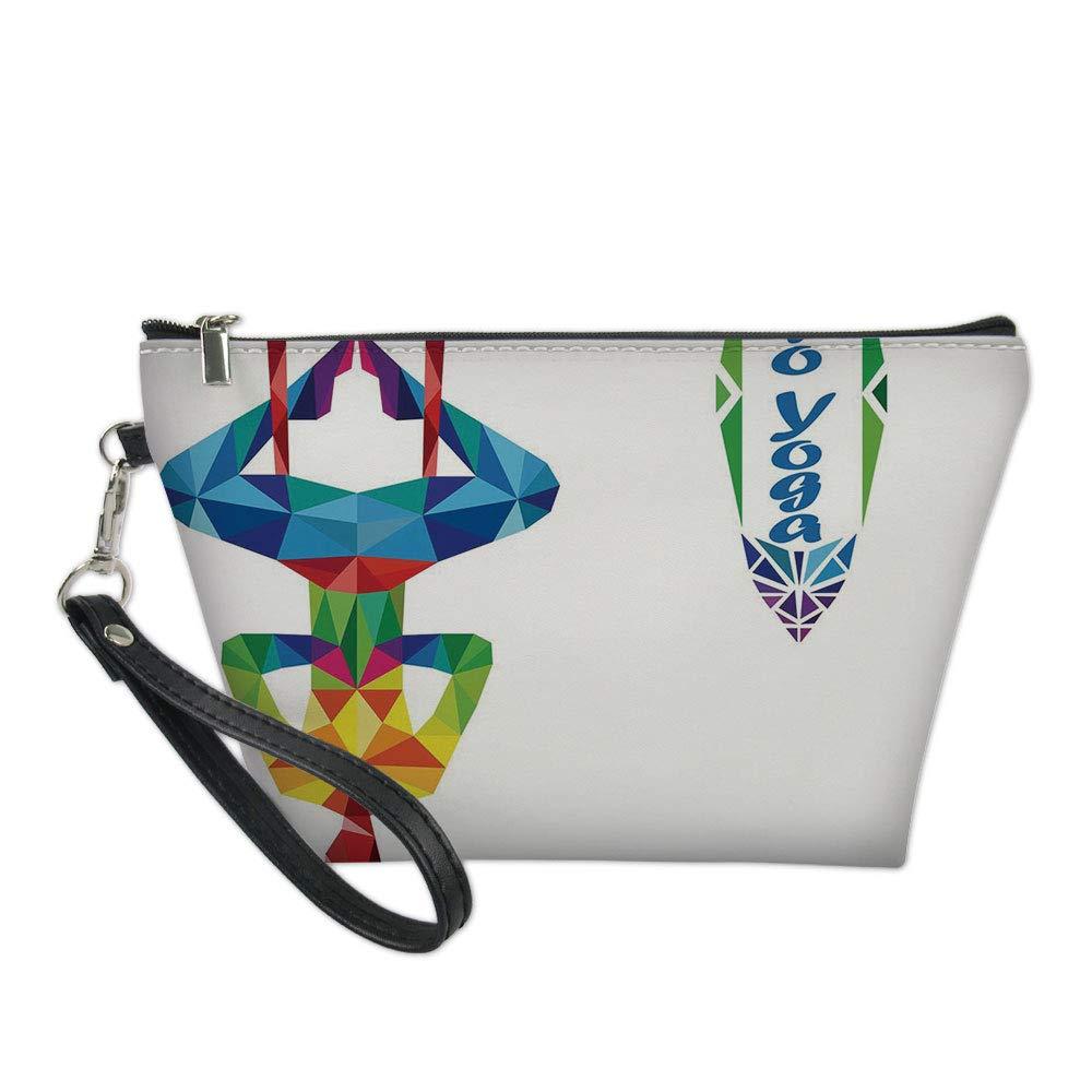 Amazon.com: Yoga Useful Cosmetic Bag,Aerial Aero Anti ...
