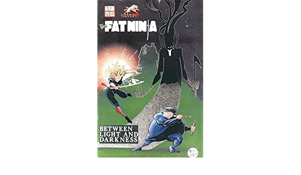 Fat Ninja #2: Amazon.com: Books