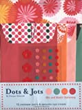 img - for Dots & Jots: Mix and Match Stationery by Denyse Schmidt (2003-09-01) book / textbook / text book