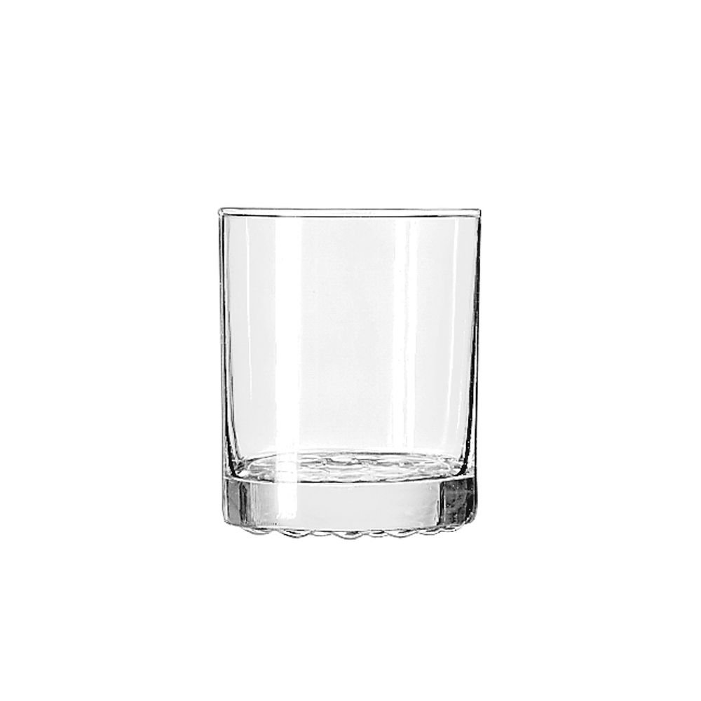 Libbey 23396 Nob Hill 12.25 Ounce Double Old Fashioned Glass - 36 / CS