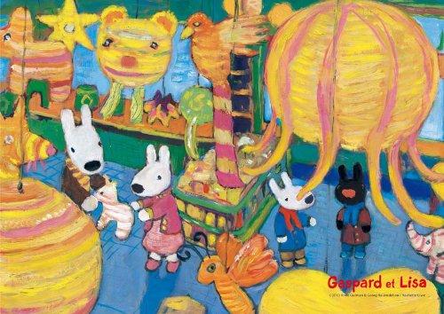 Compleanno 108-577 di 108 pezzi Victoria Gaspard e Lisa (japan import)