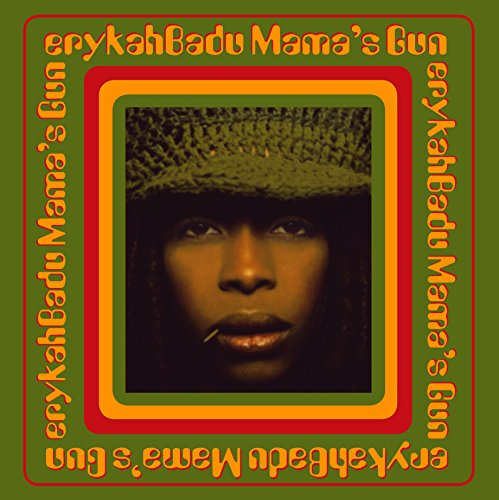 Vinilo : Erykah Badu - Mama's Gun (Holland - Import, 2 Disc)