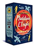 img - for Madeleine L'Engle: The Kairos Novels: The Wrinkle in Time and Polly O'Keefe Quartets: A Library of America Boxed Set book / textbook / text book