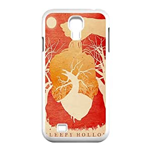 Christmas Gifts Hot TV Show Sleepy Hollow Hard Plastic Back Protective Case for Samsung Galaxy S4 I9500 FC-4