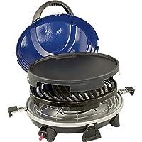 Tischgrill Campingaz 1-flammig blau klein Balkon Camping Picknick ✔ rund ✔ tragbar ✔ Grillen mit Gas ✔ für den Tisch