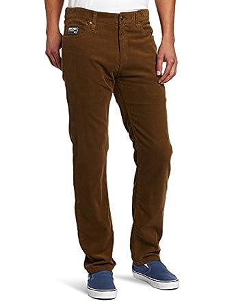 2898e06122 Amazon.com: Rip Curl Horizon Boys Brown Corduroy Pants: Clothing
