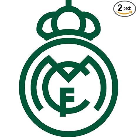 Amazon.com: ANGDEST FC Real Madrid: Automotive