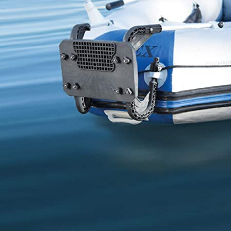 Intex 68624NP - Soporte motor fueraborda 20 x 22 cm base aluminio ...